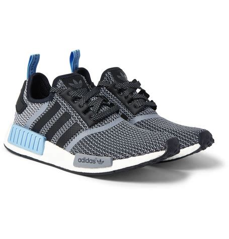 Adidas Originals Nmd R1 Mesh Sneakers