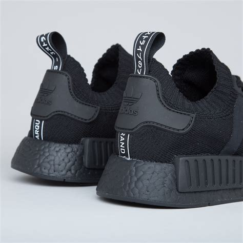 Adidas Originals Nmd R1 Sneakers In Black