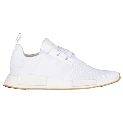 Adidas Originals Nmd R1 Sneakers In White