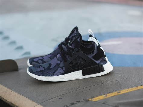 Adidas Originals Nmd_xr1 Sneakers In Black Ba7231