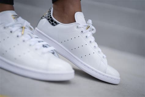 Adidas Originals Stan Smith - Sneakers - Core Black/white