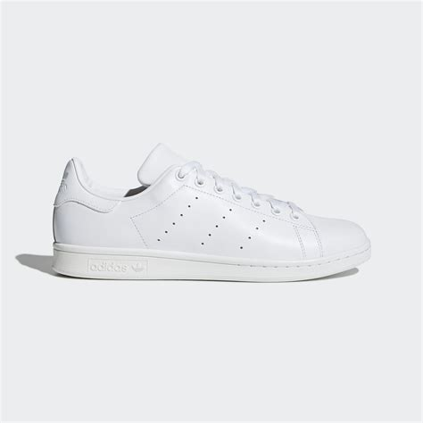 Adidas Originals Stan Smith Sneakers In White S75104
