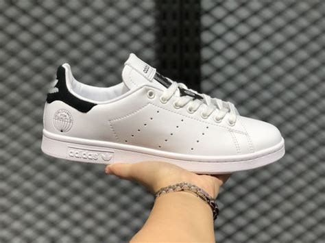 Adidas Originals Stan Smith Sneakers Laag White Core Black