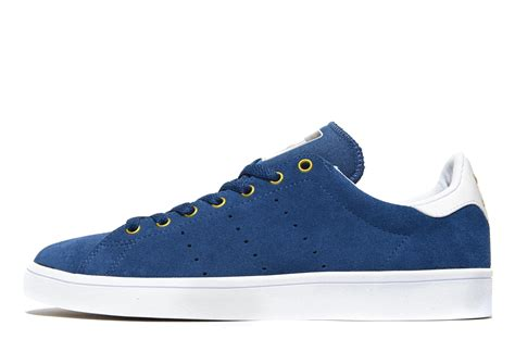 Adidas Originals Stan Smith Vulc Suede Sneaker
