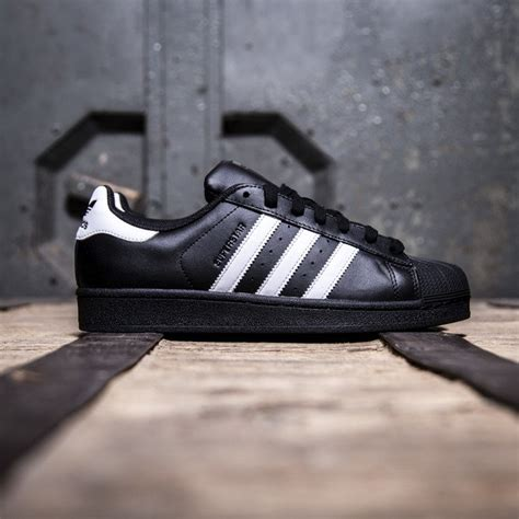 Adidas Originals Superstar Foundation White Sneakers