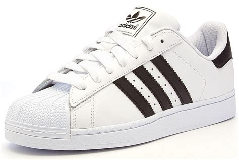 Adidas Originals Superstar Ii White Sneakers