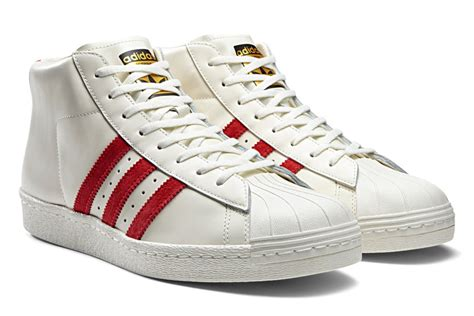 Adidas Originals Superstar Pro Model Winterized Pack Sneakers