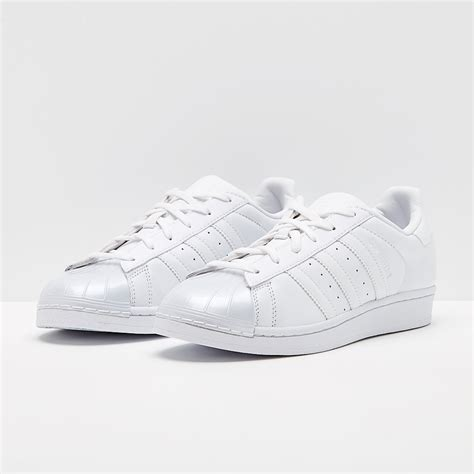 Adidas Originals Superstar Shoes Bb0683 Women's White Sneakers