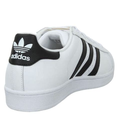 Adidas Originals Superstar White Sneakers India