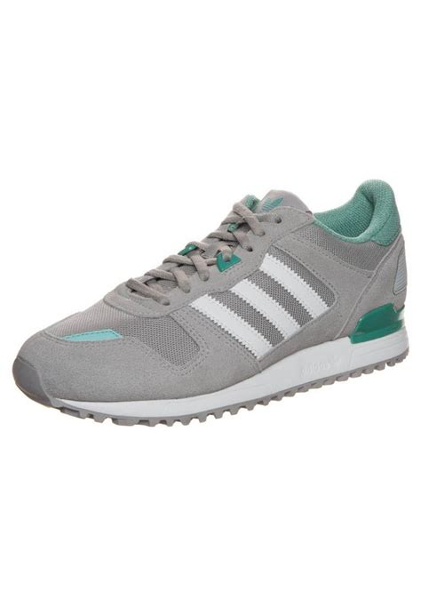 Adidas Originals Zx 700 W Sneaker Grey Green White