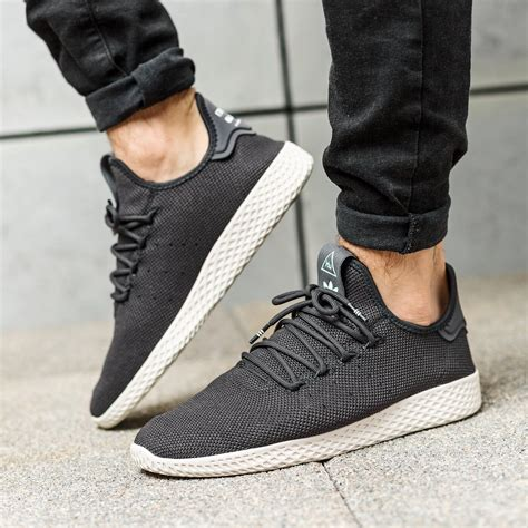 Adidas Pharrell Williams Tennis Hu Pastel Sneaker Mint