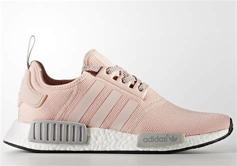 Adidas Pink And Grey Sneakers