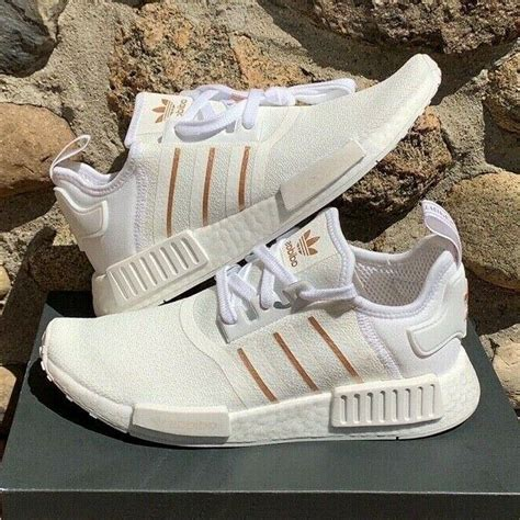Adidas Rose Gold Sneakers Nmd