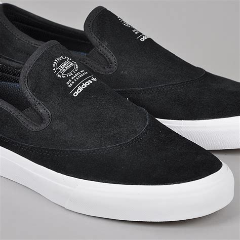 Adidas Skateboarding Matchcourt Slip On Sneakers