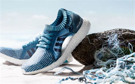 Adidas Sneaker Made From Recycled Ocean Waste