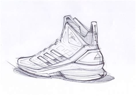 Adidas Sneaker Sketches