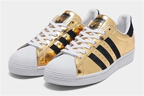 Adidas Sneaker Superstar Gold
