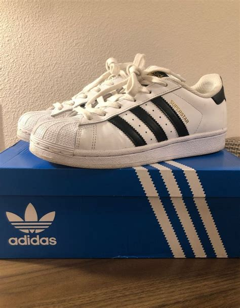 Adidas Sneakers Size 5 1 2