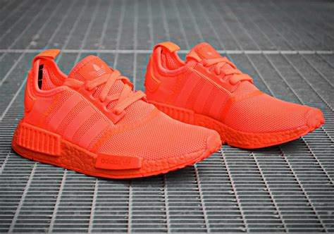 Adidas Solar Red Sneakers