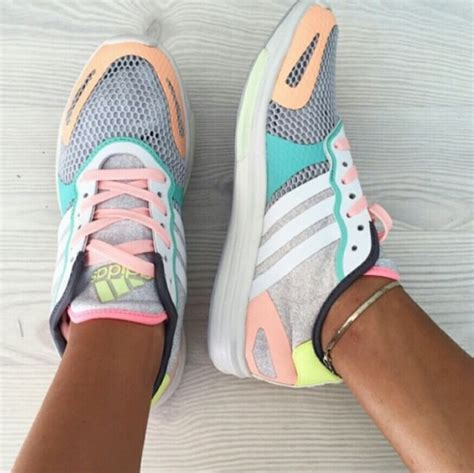 Adidas Stella Mccartney Pastel Sneakers