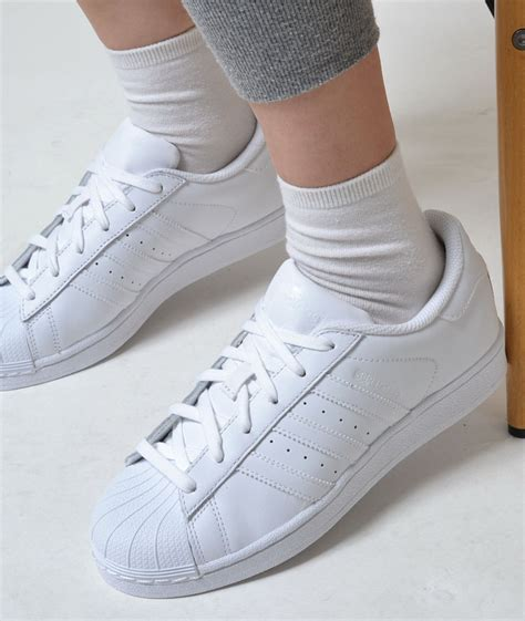 Adidas Superstar Sneaker White Women