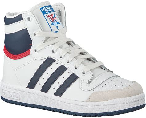 Adidas Top Ten Hi Sleek Sneaker Dames