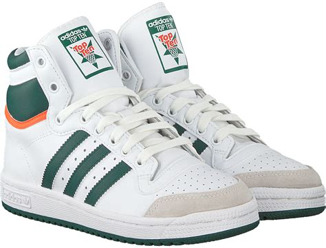 Adidas Top Ten Hi Sneakers White