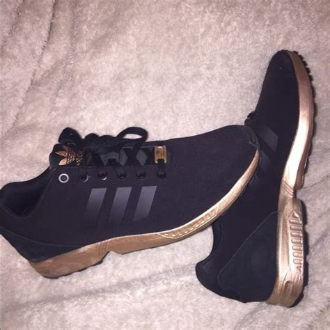 Adidas Torsion Sneakers Rose Gold