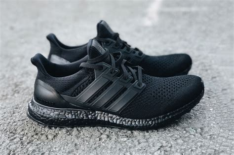 Adidas Triple Black Sneakers