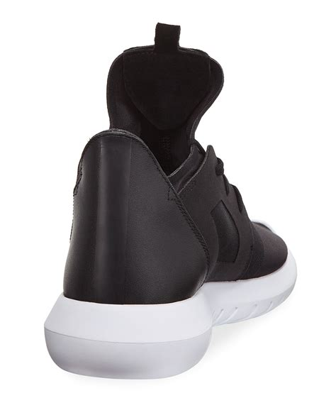 Adidas Tubular Defiant High Top Sneakers