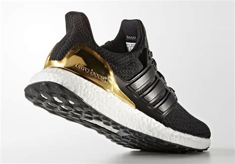 Adidas Ultra Boost Olympic Gold Medal Pack Sneaker