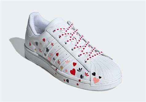 Adidas Valentine's Day Sneakers 2015