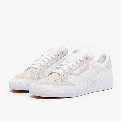 Adidas Vulc Mens Sneakers White