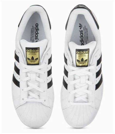 Adidas White Casual Sneakers Online