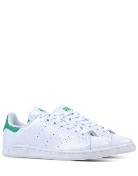 Adidas White Low Top Sneakers