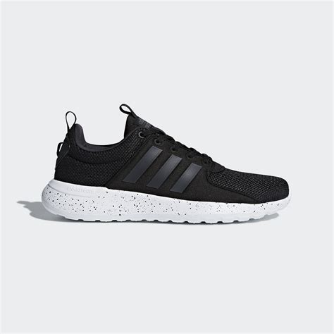Adidas White Neo Cloudfoam Lite Racer Adapt Men's Sneakers