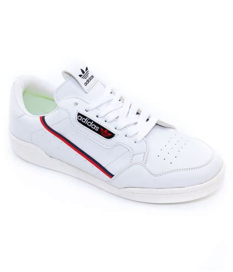 Adidas White Shoes Sneakers Men