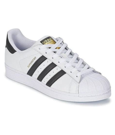 Adidas White Sneakers Price In India