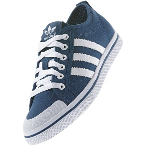 Adidas Womens Canvas Sneakers