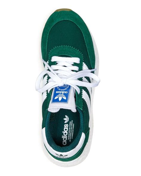Adidas Womens Green Sneakers