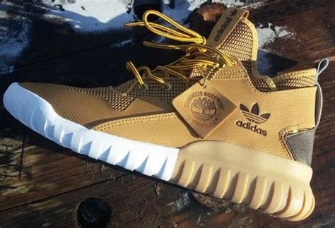 Adidas X Timberland Sneakers