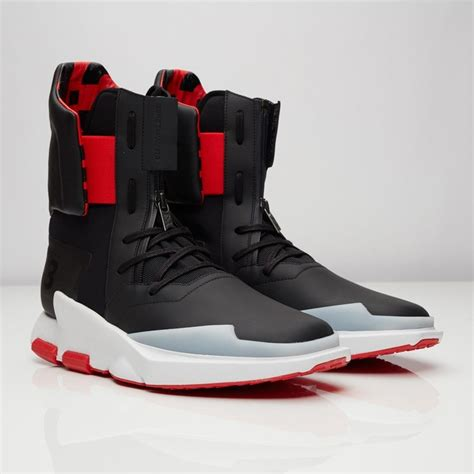 Adidas Y3 Noci0003 Sneakers Core Black Flame