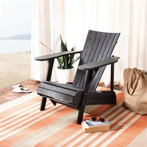 Adirondack Chair And Footrest Plansource