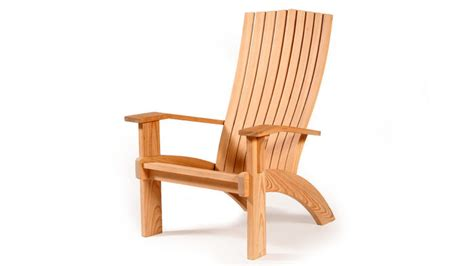 Adirondack Chair Fine Woodworking Plans Free