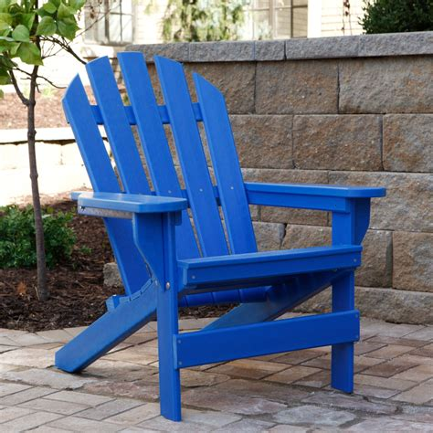 Adirondack Chair Recycled Resin