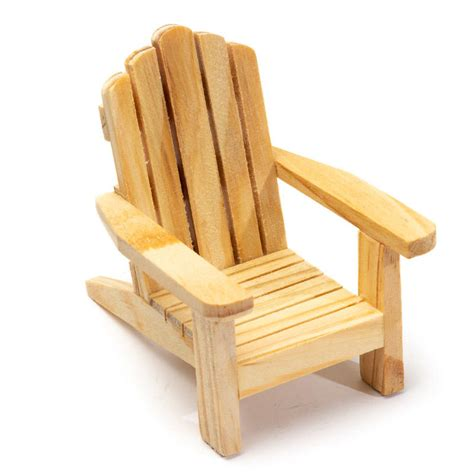 Adirondack Chairs For Dollhouse