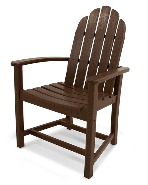 Adirondack Dining Chair Plans