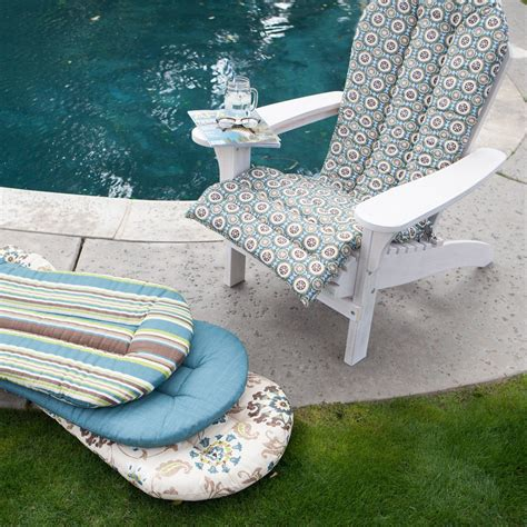 Adirondack Stool Chair Cushions