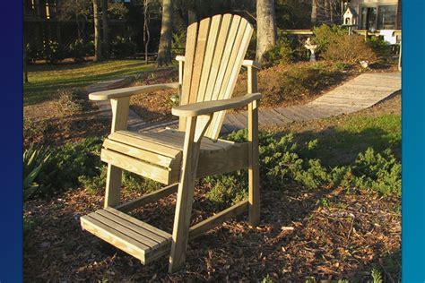 Adirondack-Balcony-Pub-Chair