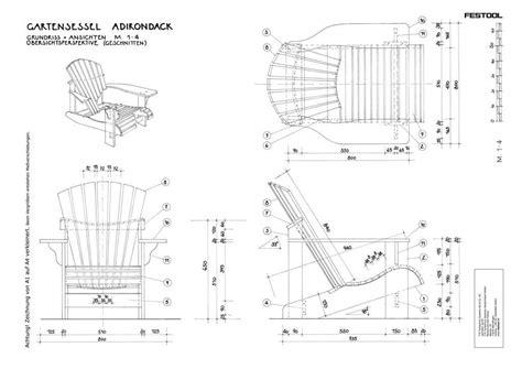 Adirondack-Chair-Bauanleitung